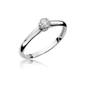 Diamonds Pierścionki z diamentami W42B013B