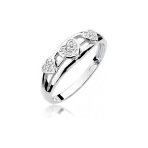 Diamonds Pierścionki z diamentami W325B006B