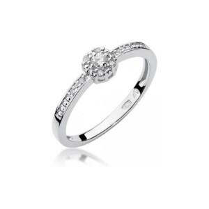 Diamonds Pierścionki z diamentami W91B009B