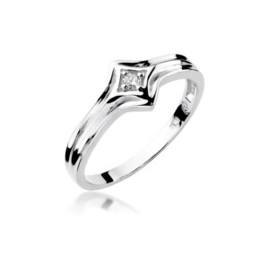 Diamonds Pierścionki z diamentami W29B005B