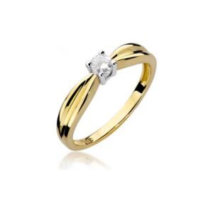Diamonds Pierścionki z diamentami W259B015Z