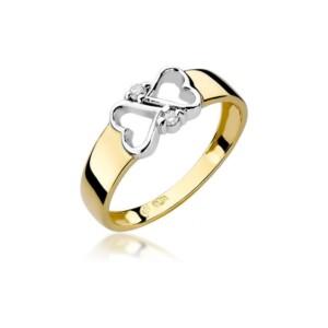 Diamonds Pierścionki z diamentami W286B004Z