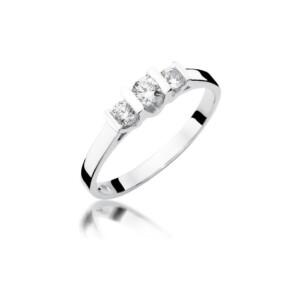 Diamonds Pierścionki z diamentami W338B031B