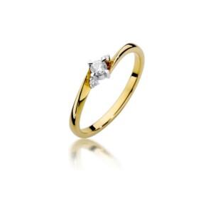 Diamonds Pierścionki z diamentami W346B012Z