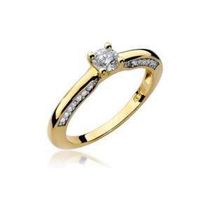 Diamonds Pierścionki z diamentami W9B044Z