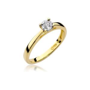 Diamonds Pierścionki z diamentami W7B008Z