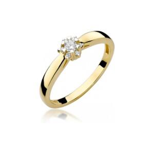 Diamonds Pierścionki z diamentami W61B015Z