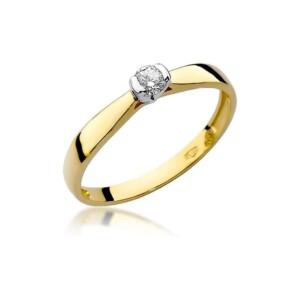 Diamonds Pierścionki z diamentami W223B010Z