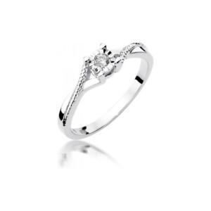Diamonds Pierścionki W361B008B