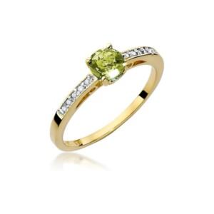 Diamonds Pierścionki z diamentami W66O060Z