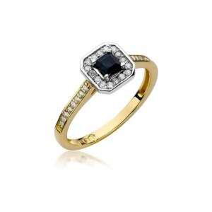 Diamonds Pierścionki z diamentami W315S020Z