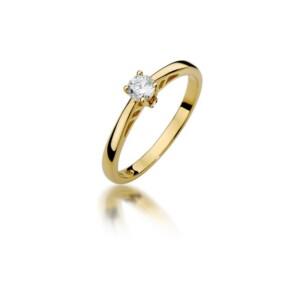 Diamonds Pierścionki W394B024Z