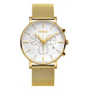 Doxa D-Light  172.30.011.211 - zegarek męski
