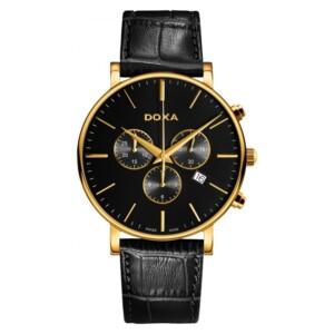 Doxa D-Light  172.30.101.01 - zegarek męski
