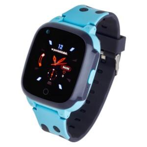 Garett KIDS SPARK 4G 5903246286847 - smartwatch dla chłopca