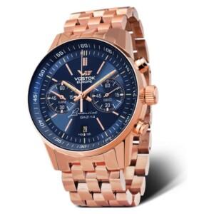 Vostok Europe Gaz-14 6S21-565B596B - zegarek męski