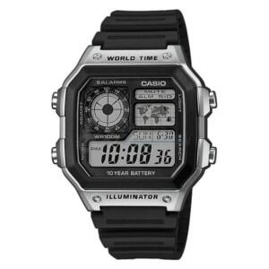 Casio Sportowe AE-1200WH-1C - zegarek męski