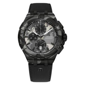 Maurice Lacroix Aikon Chronograph Camouflage AI1018-PVB02-336-1 - zegarek męski