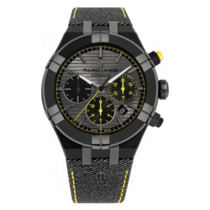 Maurice Lacroix Aikon Automatic Chronograph AI6018-PVB01-331-1 - zegarek męski