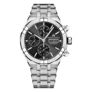 Maurice Lacroix Aikon Automatic Chronograph AI6038-SS002-330-1 - zegarek męski