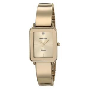 Anne Klein AK3600CHGB - zegarek damski