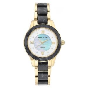 Anne Klein AK3610GPBK - zegarek damski