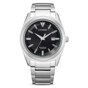Citizen Titanium AW1640-83E - zegarek męski