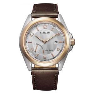 Citizen Leather AW7056-11A - zegarek męski