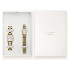 Rosefield Mini Boxy Gift Set BMWMG-X240 - zegarek damski