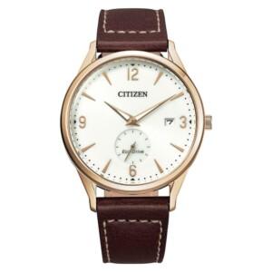 Citizen Leather Eco-Drive BV1116-12A - zegarek męski