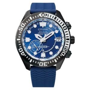 Citizen Promaster Marine Titanium SATELLITE WAVE GPS  CC5006-06L - zegarek męski
