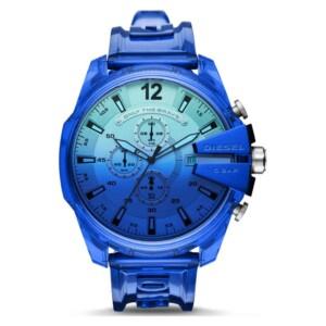Diesel Mega Chief Transparent DZ4531 - zegarek męski