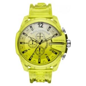 Diesel Mega Chief Transparent DZ4532 - zegarek męski