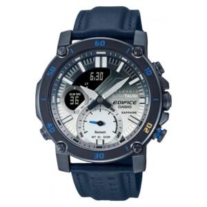 Casio Edifice SCUDERIA ALPHATAURI Edycja Specjalna ECB-20AT-2A - zegarek męski