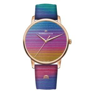 Maurice Lacroix Eliros Lady Rainbow EL1118-PVP01-090-1 - zegarek damski