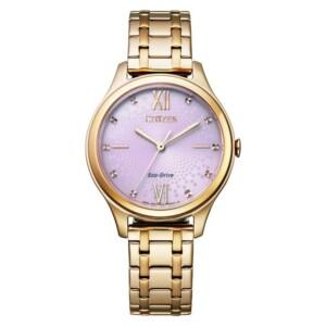 Citizen Elegance EM0503-75X - zegarek damski