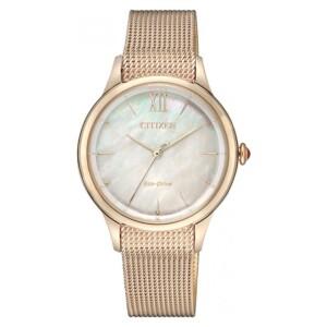 Citizen Lady EM0813-86Y - zegarek damski