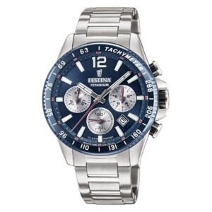 Festina Titanium F20520/2 - zegarek męski