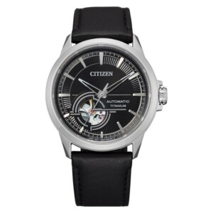 Citizen Super Titanium NH9120-11E - zegarek męski