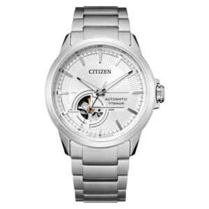 Citizen Super Titanium NH9120-88A - zegarek męski