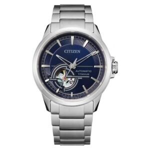 Citizen Super Titanium NH9120-88L - zegarek męski