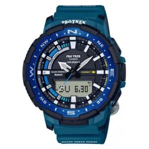 Casio Pro Trek PRT-B70-2 - zegarek męski