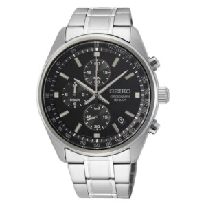 Seiko Chronograph Quartz  SSB379P1 - zegarek męski