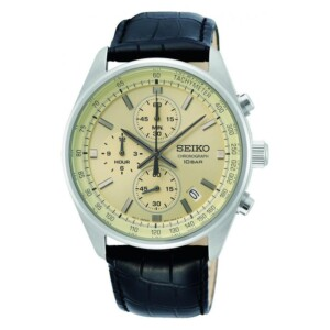 Seiko Chronograph Quartz  SSB383P1 - zegarek męski