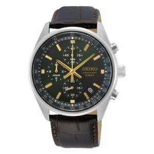 Seiko Chronograph Quartz  SSB385P1 - zegarek męski