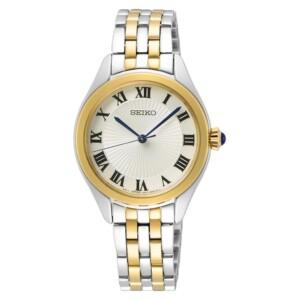 Seiko Classic Quartz Lady SUR330P1 - zegarek damski