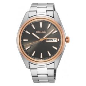 Seiko Classic SUR344P1 - zegarek męski