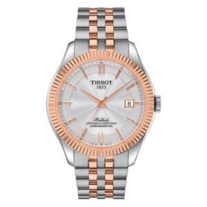 Tissot BALLADE POWERMATIC 80 COSC CHRONOMETER T108.408.22.278.00 - zegarek męski