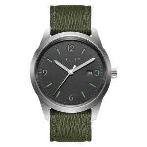 Meller Luwo Grey Olive 10PG-5GREEN - zegarek męski