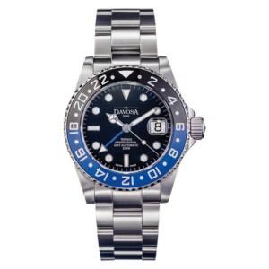 Davosa TERNOS PROFESSIONAL TT GMT 161.571.45 - zegarek męski